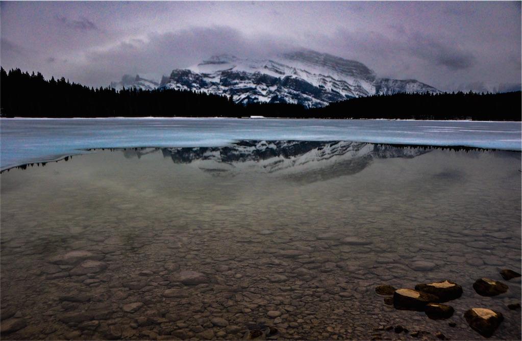 Two Jack Lake Canada Rockies