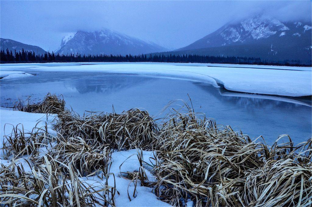 Vermillion Lakes Canada