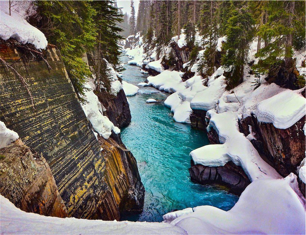 Numa Falls Canada