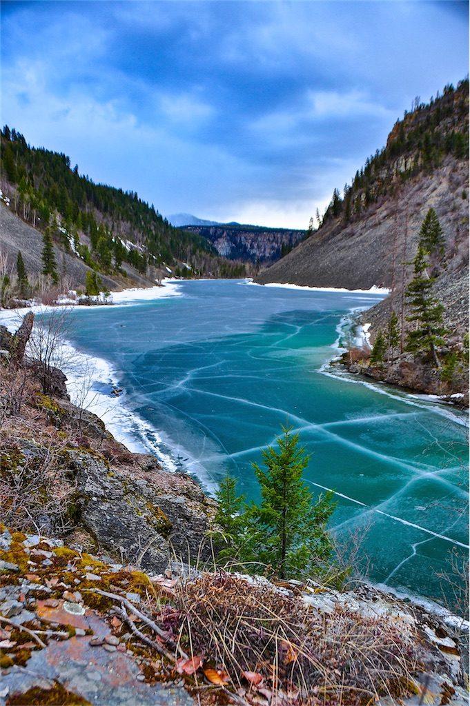 Silver Springs Lake canada