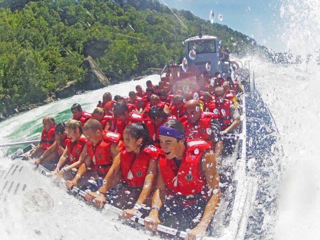 Niagara jet Boat Adventures