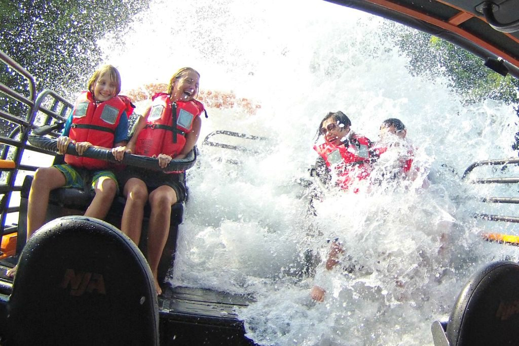 Niagara Jet Boat adventure