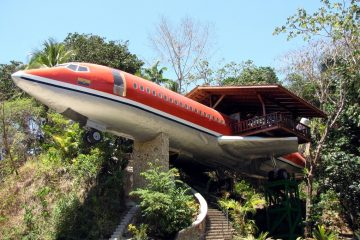 Costa Verde travel Mexico Treehouse Hotels