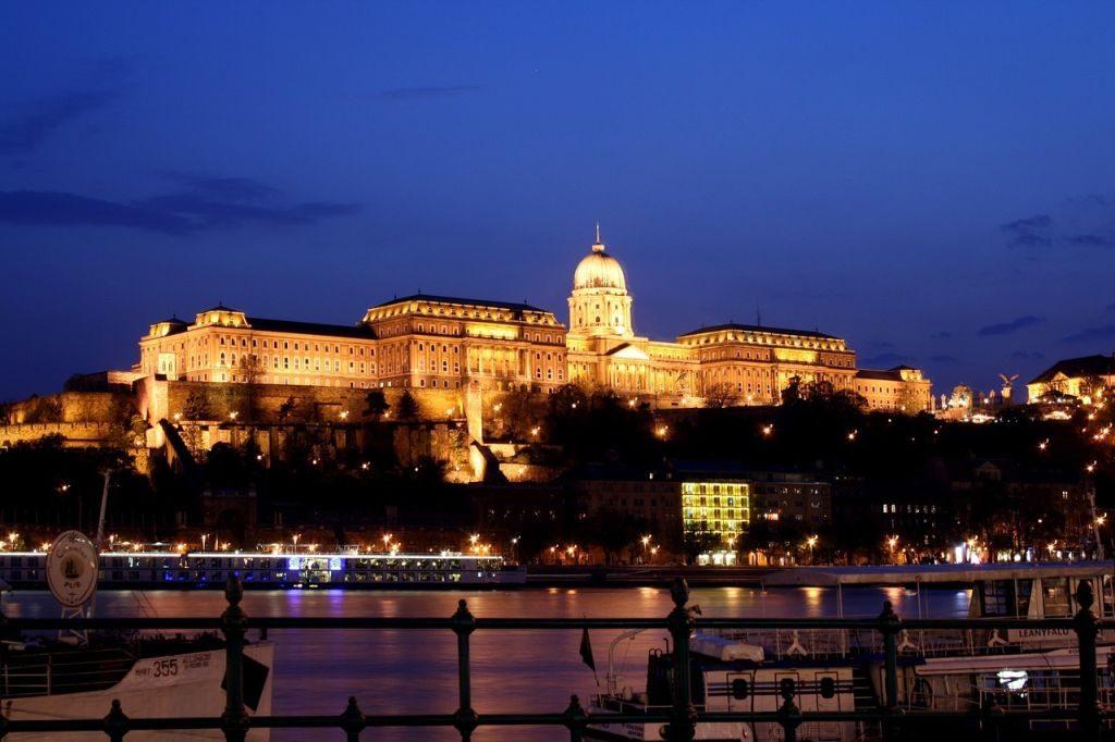Buda Castle- Hungary