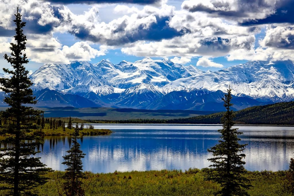 Alaska adventure in Denali National Park