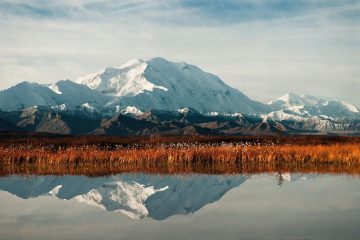 Mount McKinley denali national park photography spots in America