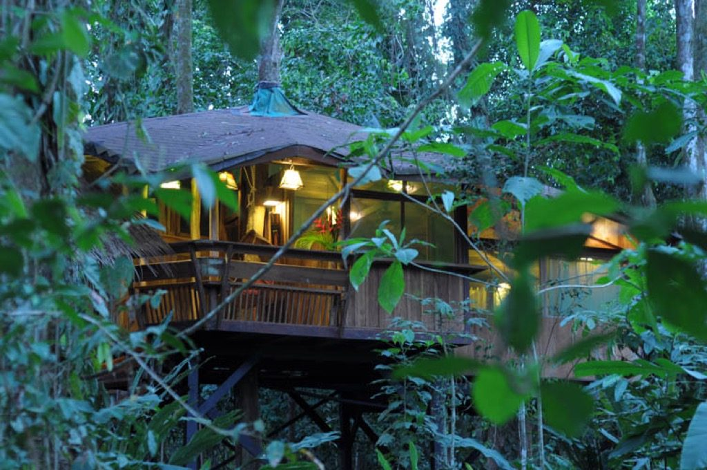 travel Treehouse Hotels Costa Rica