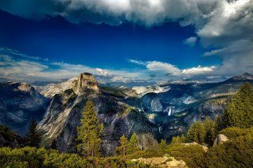 Yosemite National Park reasons to visit the US West Coast