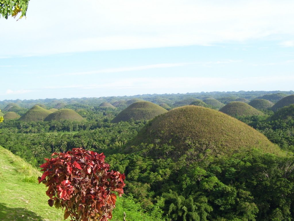 Philippines: Chocolate Hills