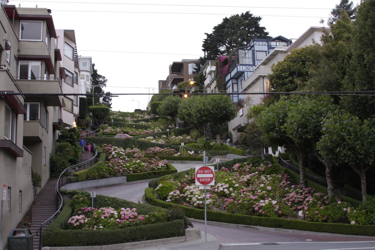 Lombardi Street