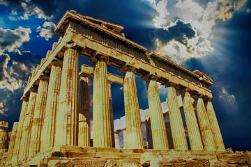 Acropolis Greece Ancient Architecture Athens hotel
