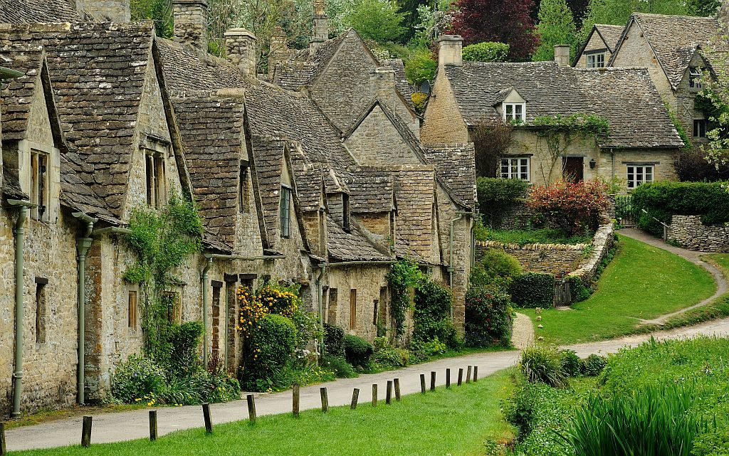 England Villages