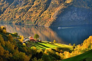 Norwegian Fjords Norway travel