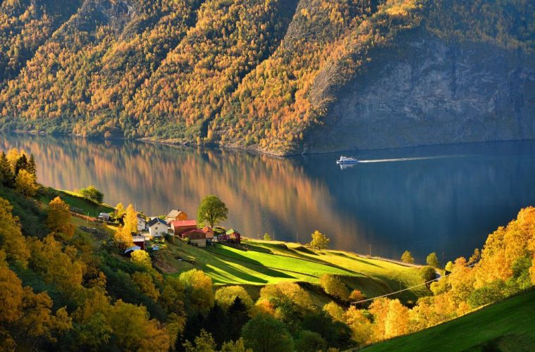Norwegian Fjords Norway travel