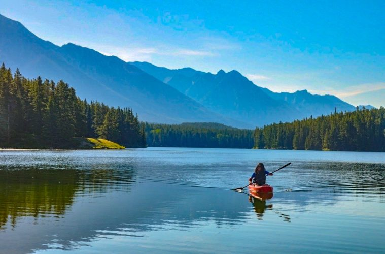 Adventure Travel in the north: Summer in the Canadian Rockies