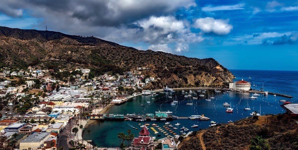 Catalina Island, California island vacations