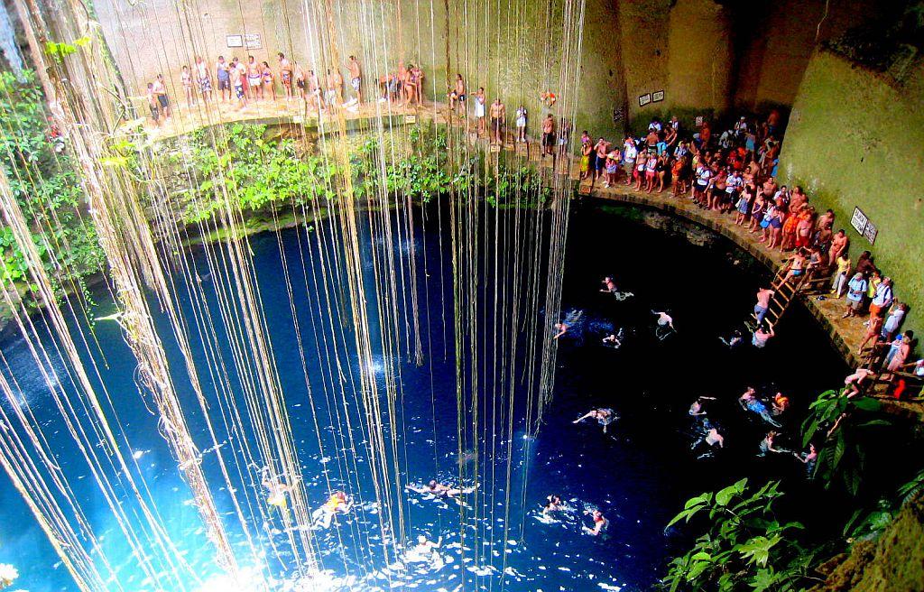 Cenotes Landscapes