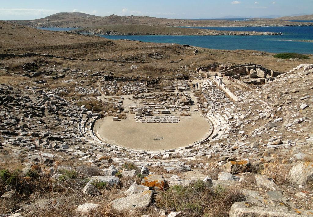 Delos Theater