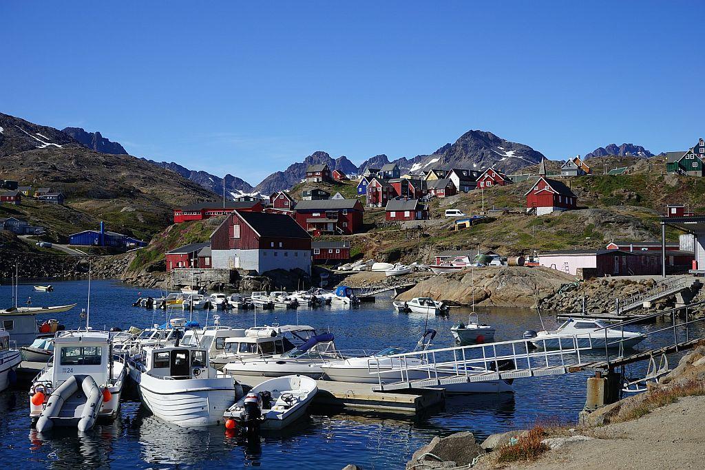 Greenland Villages