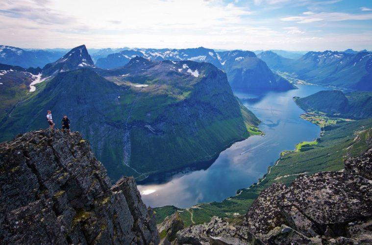 Norwegian Fjords best trekking destinations