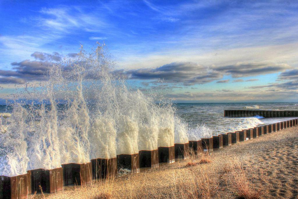 Illinois Beach State Park, Illinois