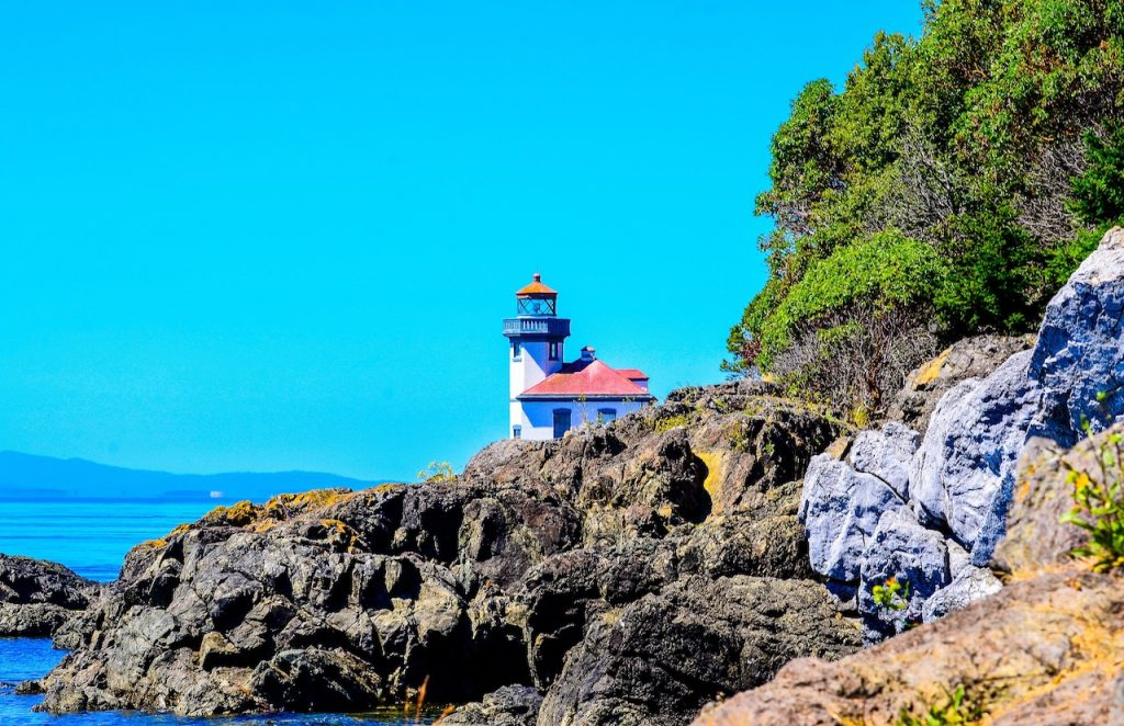 Lime-Kiln-Point-State-Park Pacific Northwest USA