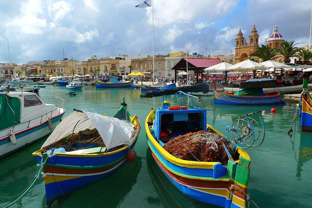 Malta Villages