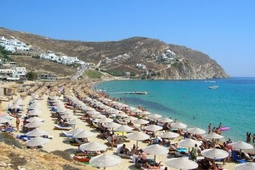 Mykonos Travel Elias Beach