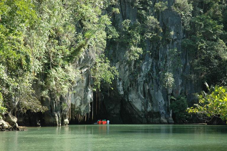 Puerto-Princesa Subterranean River National Park Philippines