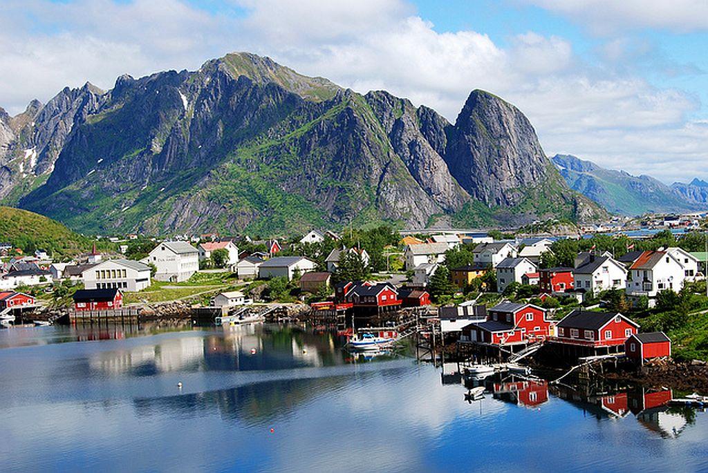 Reine Norway Villages