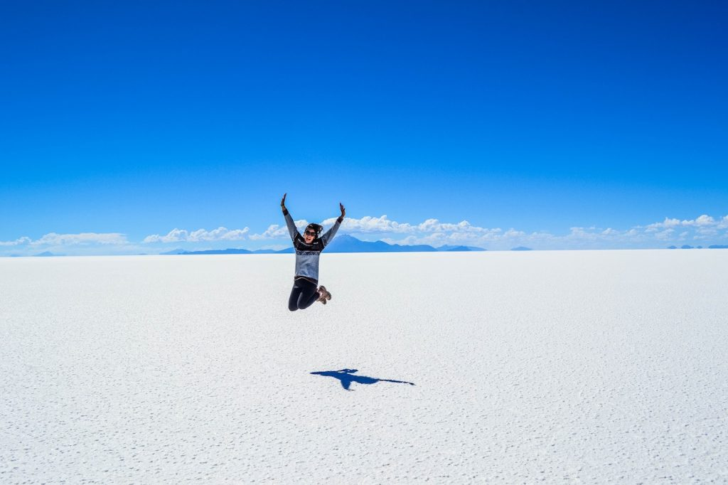Adventure Salt Flats Salar de Uyuni, Bolivia