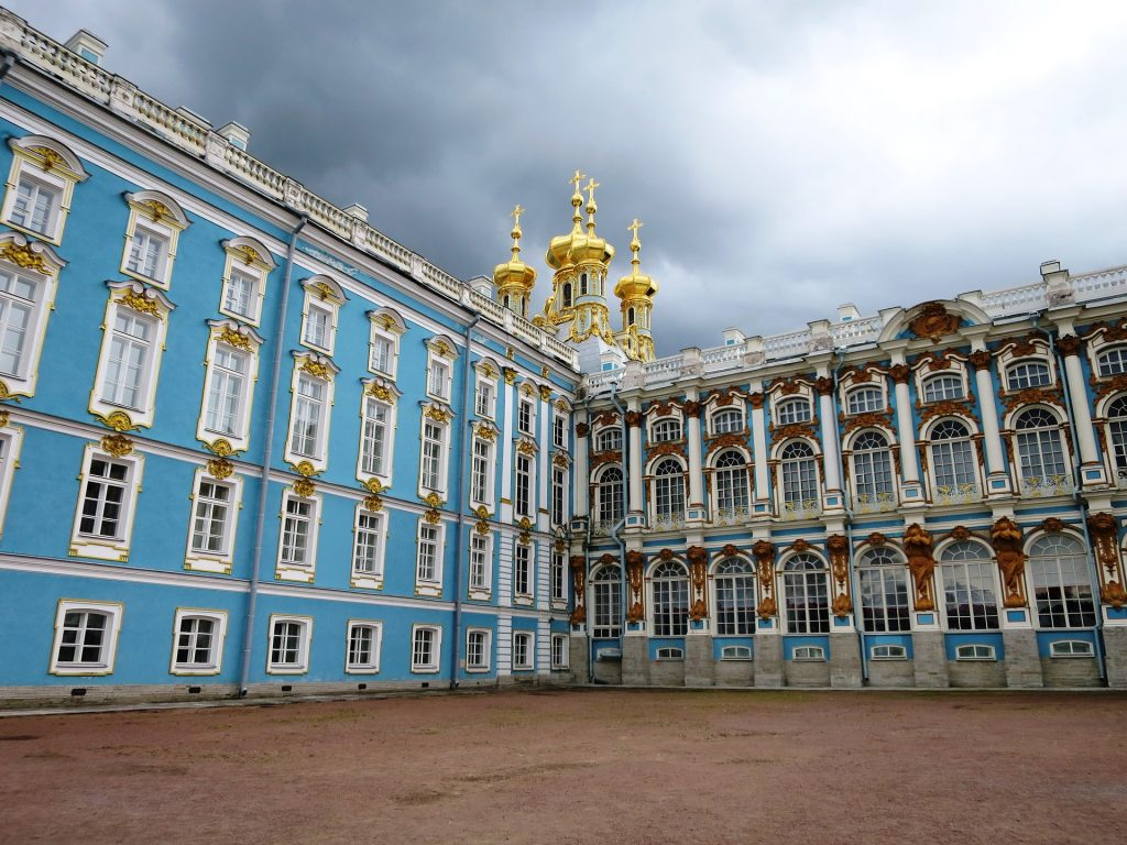 Travel Guide - Russia Catherine Palace