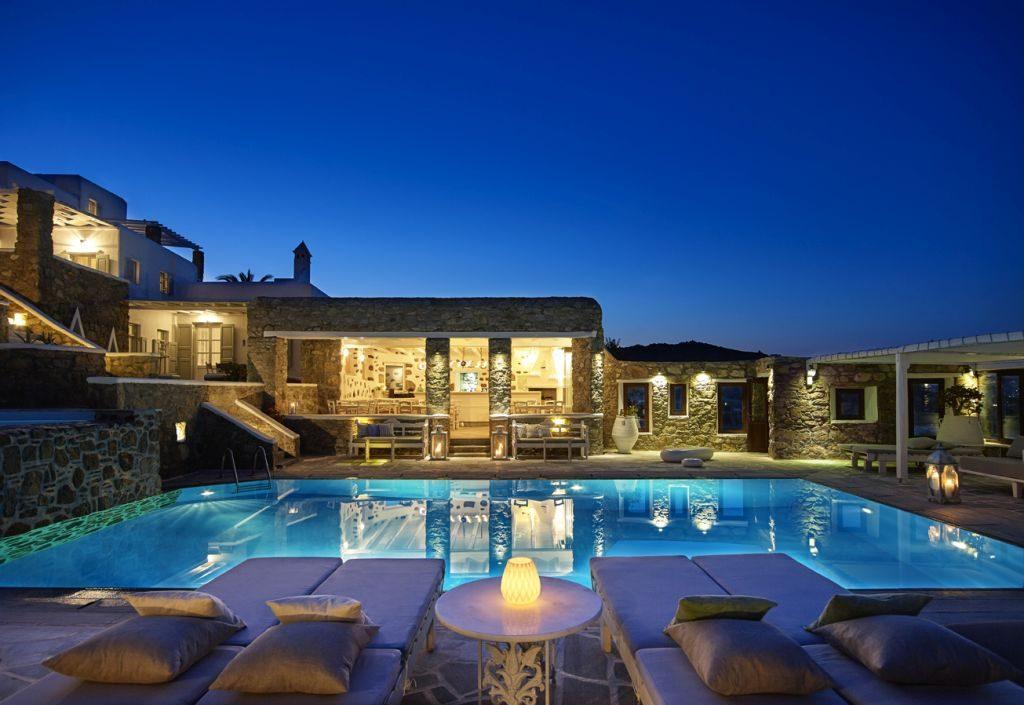 leonis summer houses mykonos
