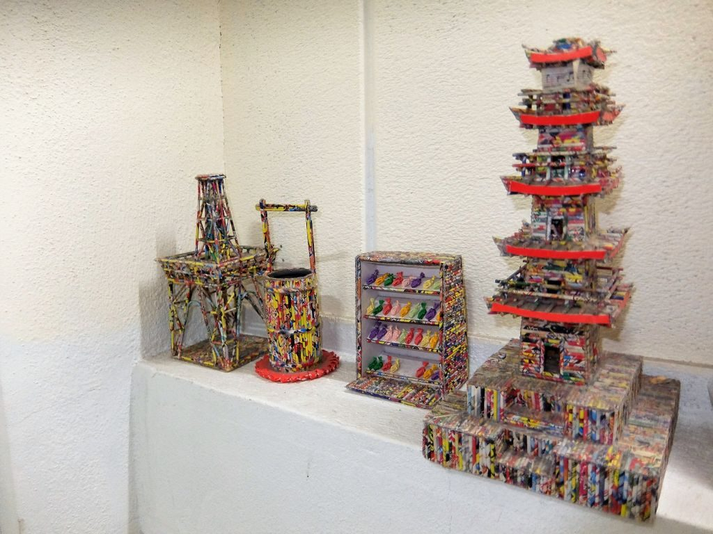 osaka cocoroom sculptures