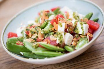 Summer Salad recipe Maytime Inn