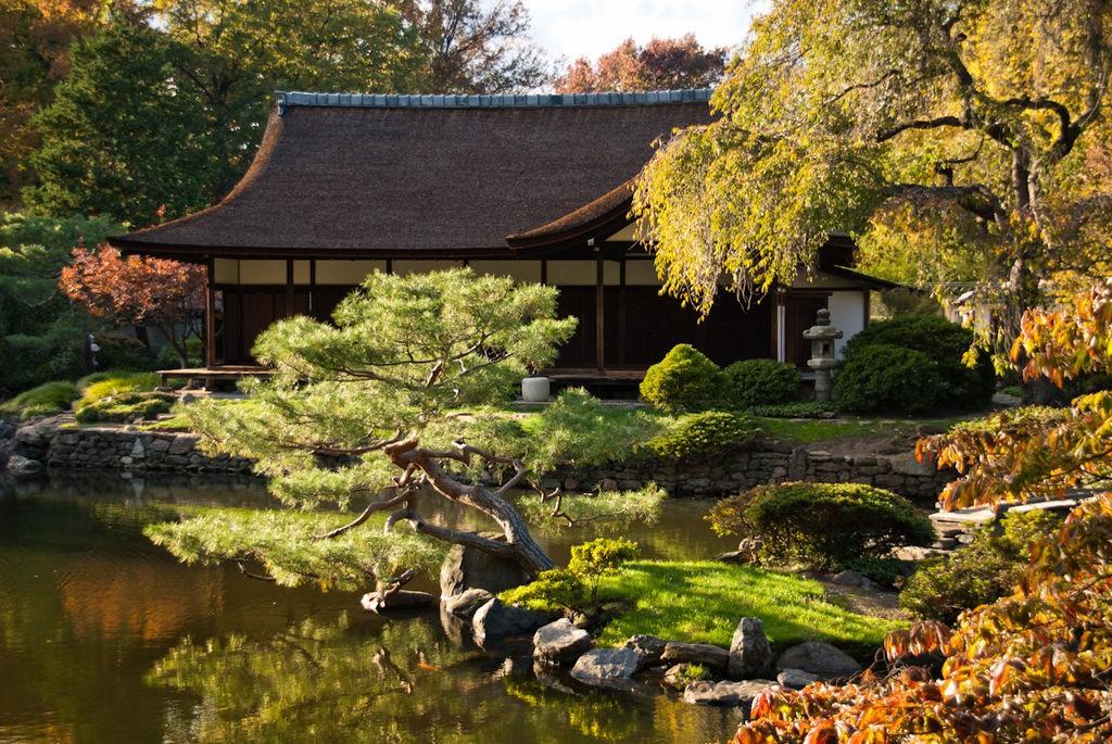 Fairmount Park Japanese House, Philadelphia