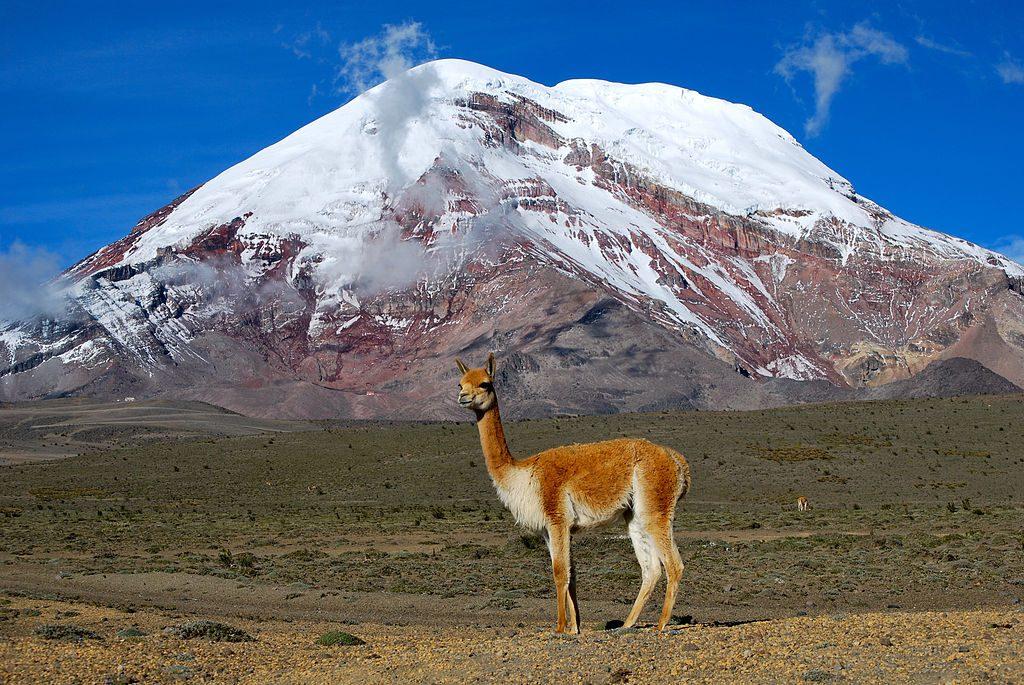 Mount Chimborazo Ecuador