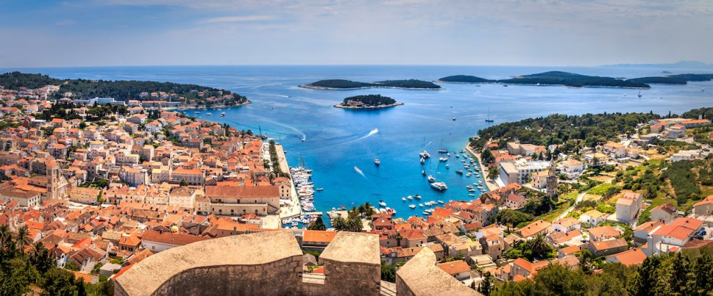 luxury travel Hvar Island