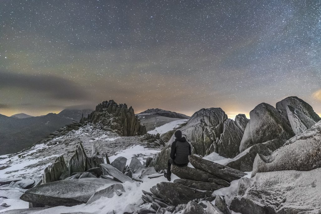 An Icy Moonscape © Kris Williams