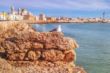 World's Oldest Cities Cadiz Spain