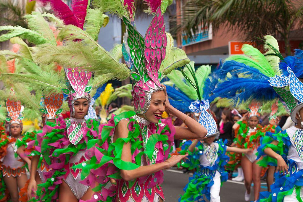 Carnival Canary Islands