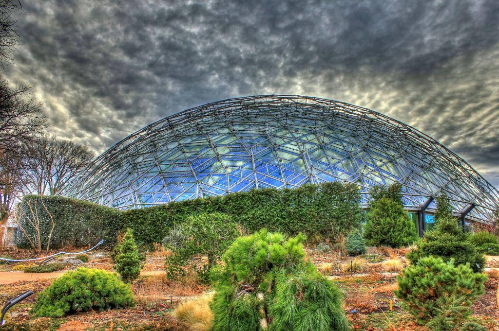 Climatron Missouri Botanical Garden