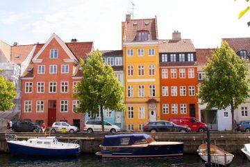 Copenhagen, Denmark happiest countries