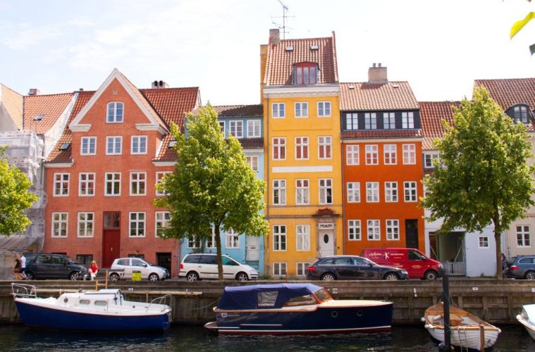 Copenhagen, Denmark happiest countries