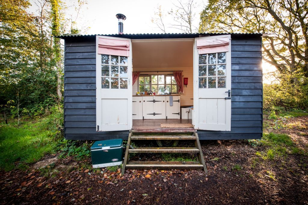 The original hut company
