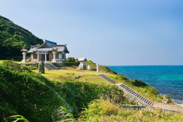 Okinoshima Japan travel