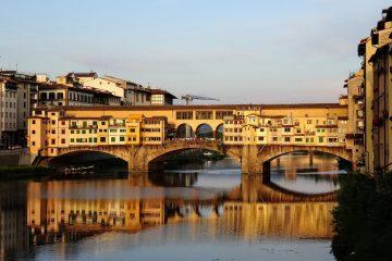 Ponte Vecchio italy florence travel
