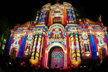 quito festival of lights ecuador travel