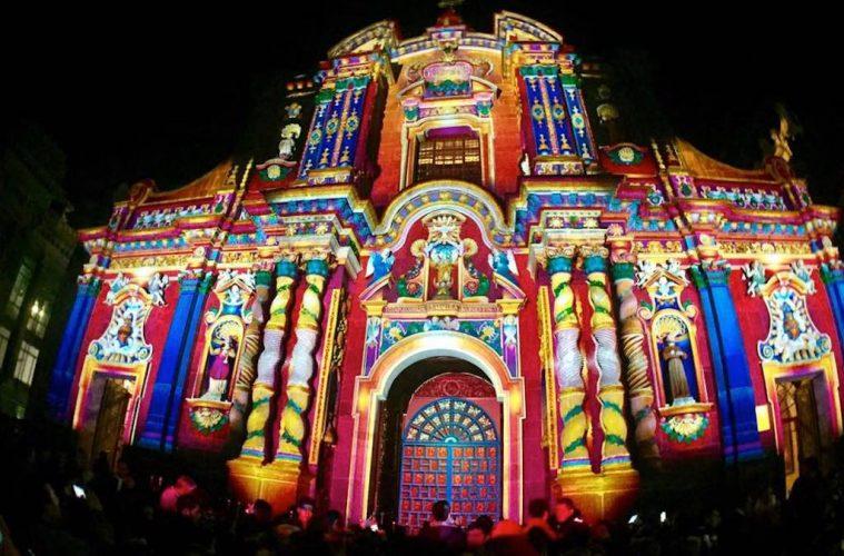 quito festival of lights ecuador travel