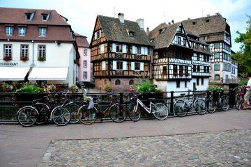 Strasbourg, France biking trips